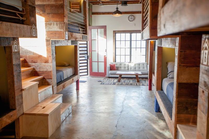 PodShare Los Feliz best hostels in Los Angeles
