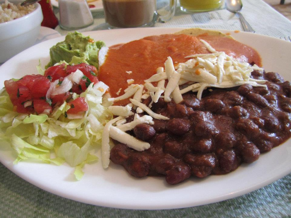 food of ecuador