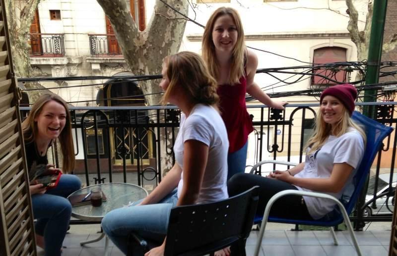 Reina Madre Hostel best hostels in Buenos Aires