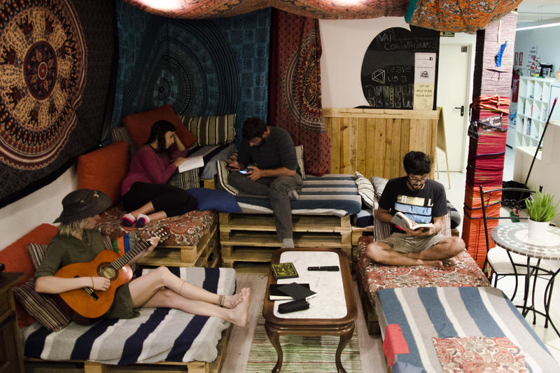 Rocket Hostels Gracia