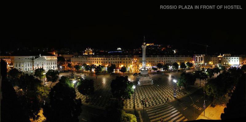 Rossio Best Party Hostel in Lisbon