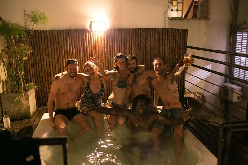 Sabatico Travelers Hostel best hostels in Buenos Aires