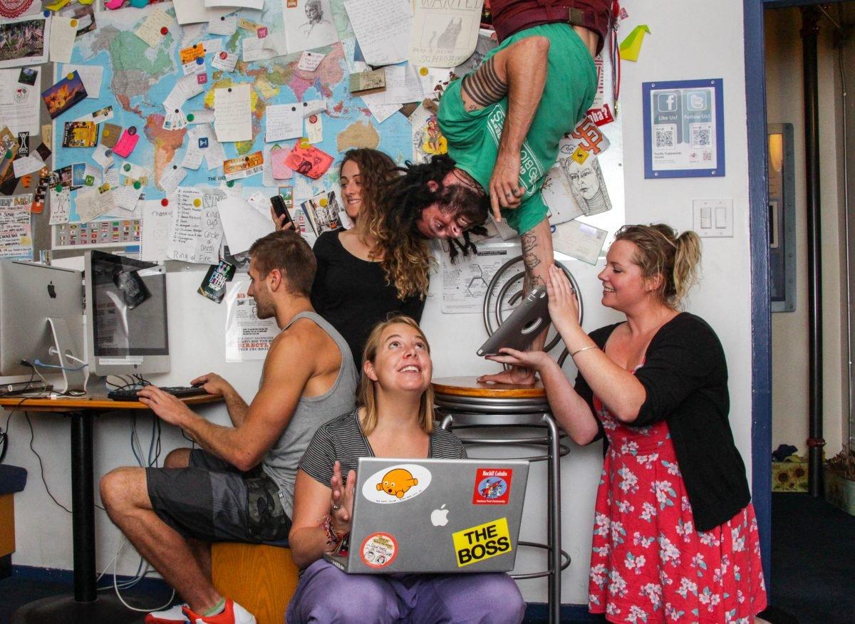 Pacific Tradewinds Hostel best hostels in San Francisco