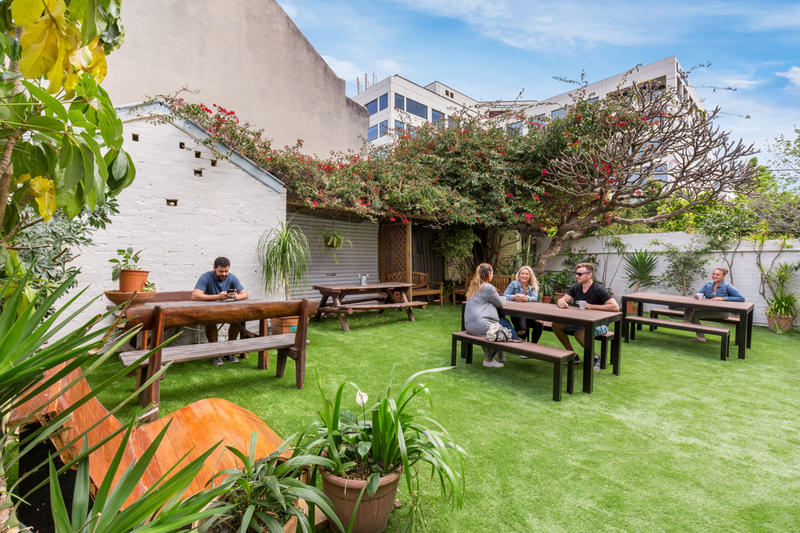 Secret Garden Backpackers best hostels in Sydney