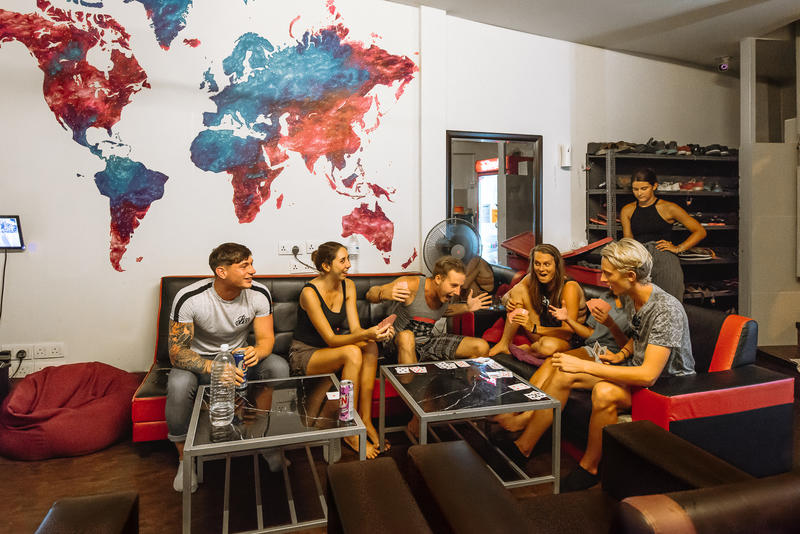 Hostel in Kuala Lumpur - important for a Malaysia travel budget