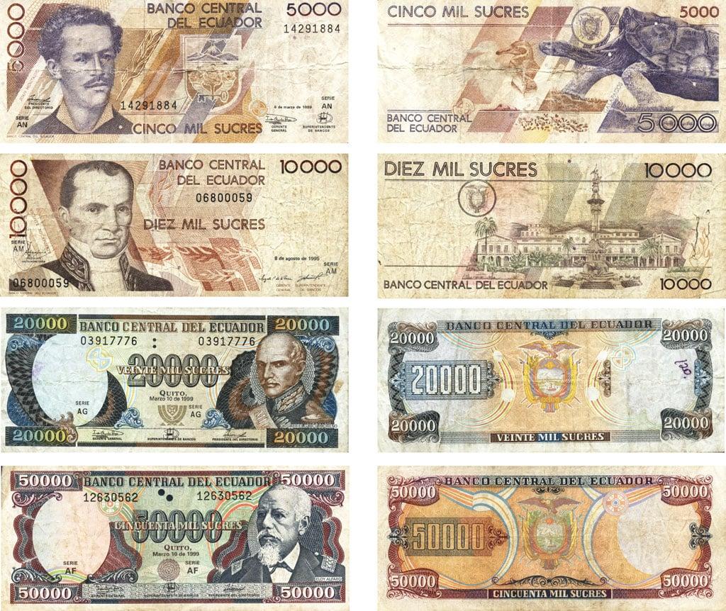 Money in Ecuador