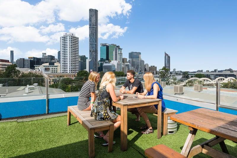 Summer House Backpackers Best Hostel for Digital Nomads in Brisbane