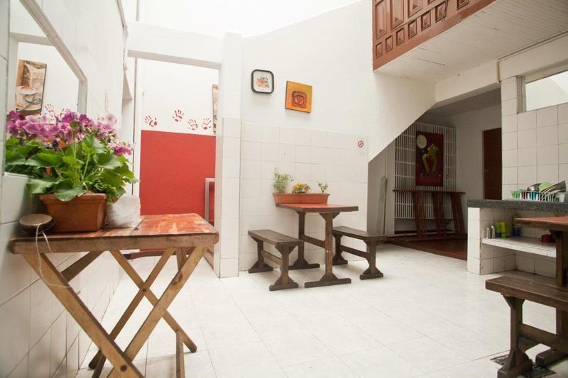 Swiss Hostel Martinik best hostels in Bogota