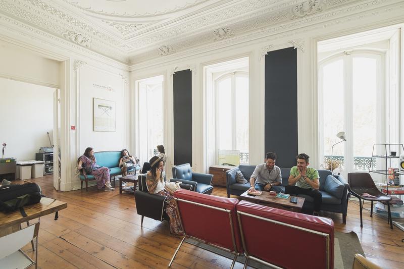 The Independente Best Hostels in Lisbon