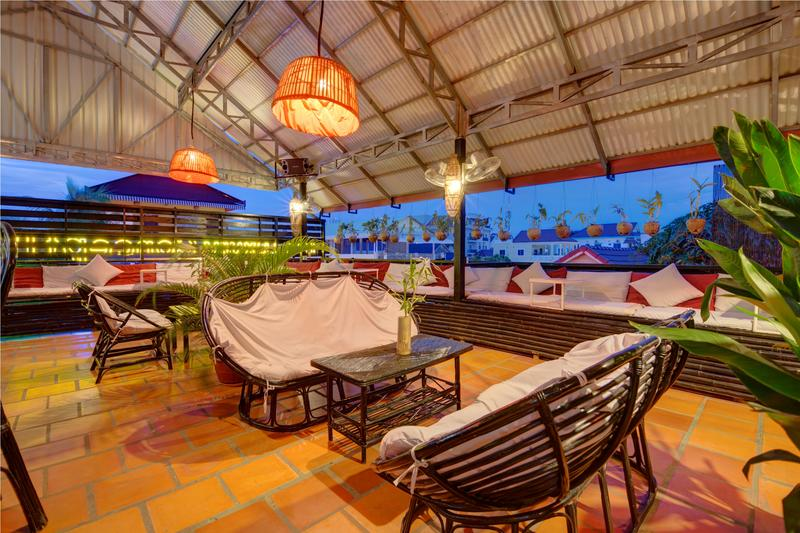 The Luxury Concept best hostels in Siem Reap