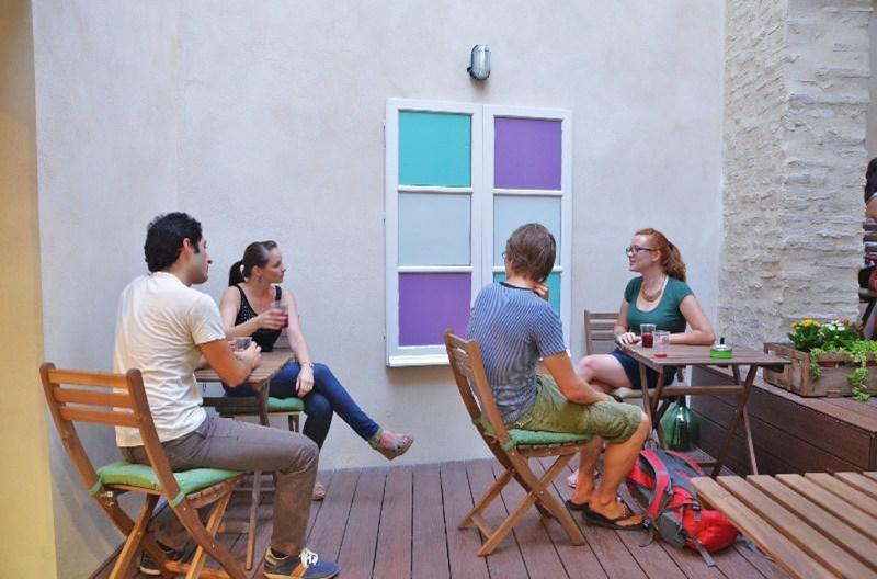 The Nomad Best Hostels in Seville