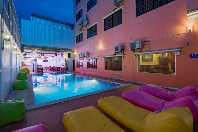 The Siem Reap Chilled Backpacker best hostels in Siem Reap