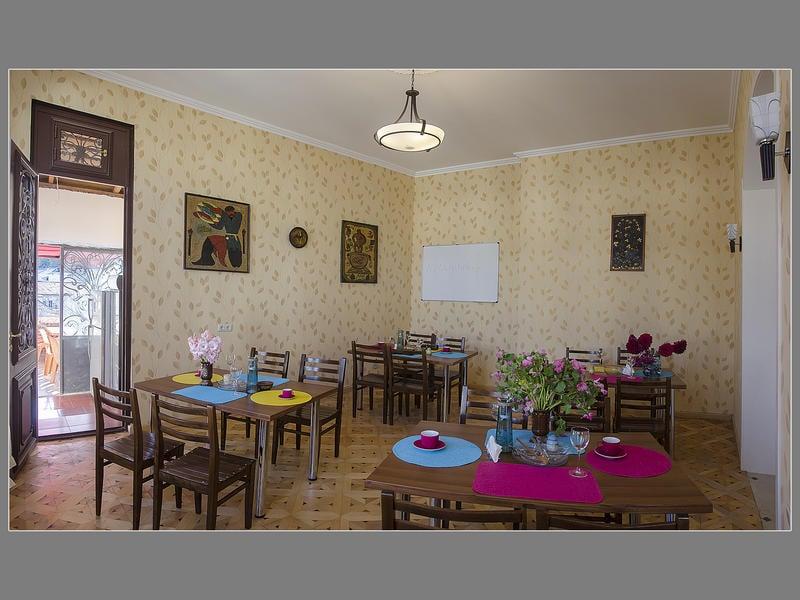 TiflisLux Boutique Best Hostel in Tbilisi