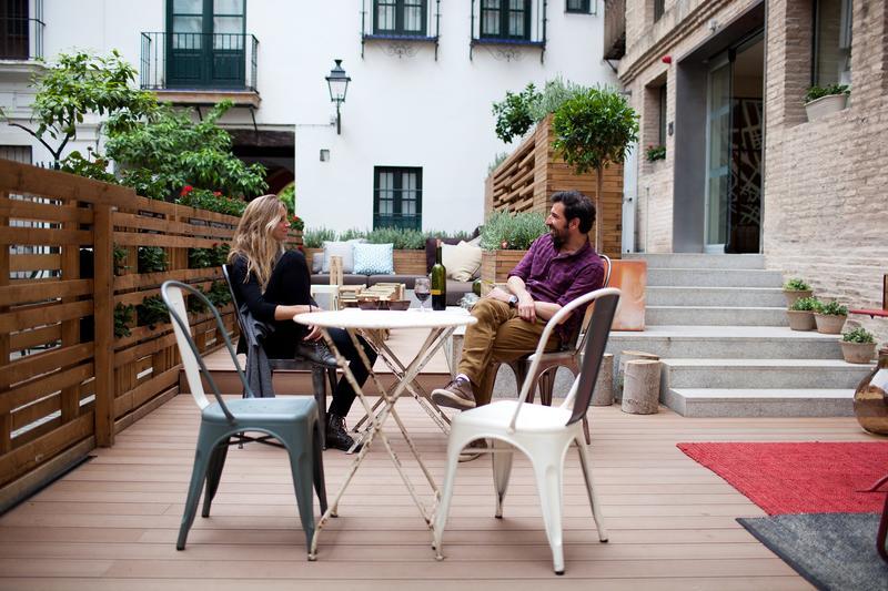 Toc Hostel Sevilla Best Hostels in Seville