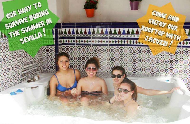 Triana Backpackers Best Hostels in Seville