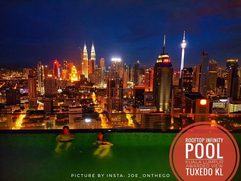 Tuxedo KL No Rooftop Best Hostels in Kuala Lumpur
