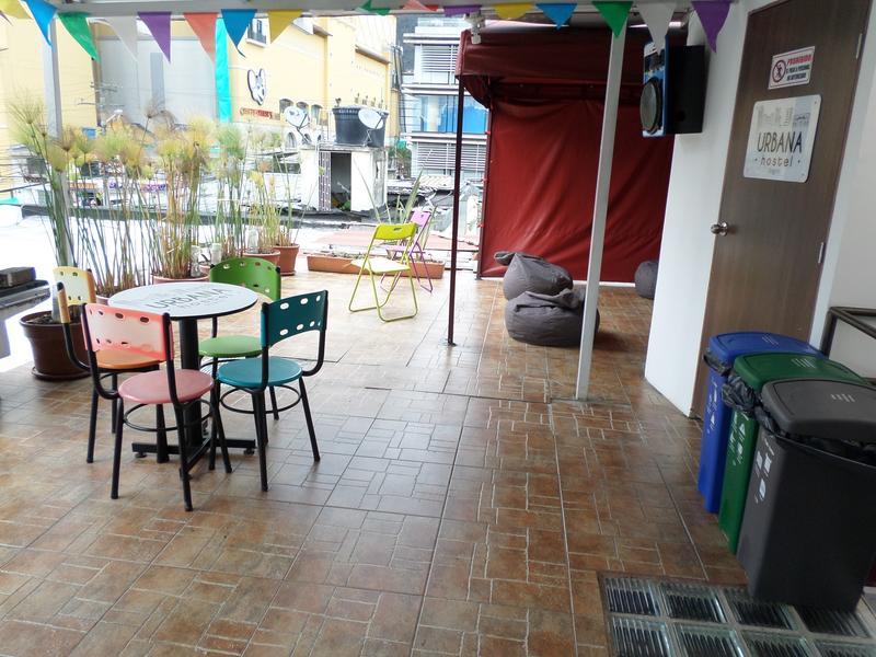 Urbana Hostel best hostels in Bogota