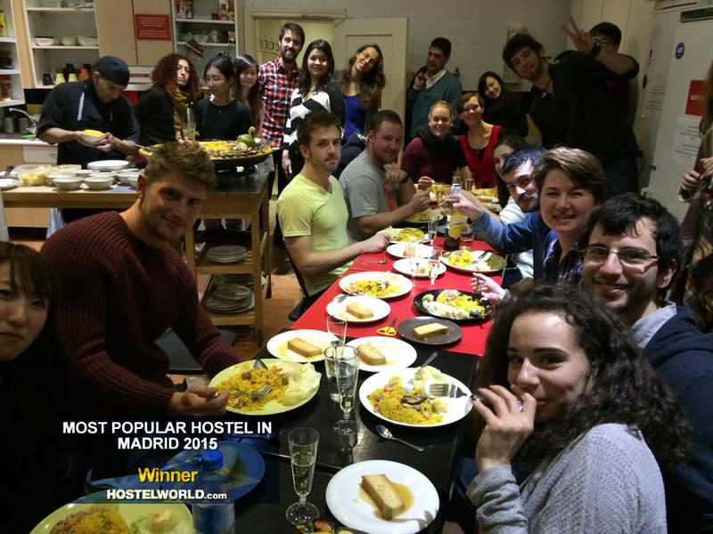 Way Hostel best hostels in Madrid