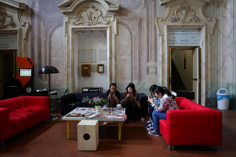 Youth Hostel Villa Camerata best hostels in Florence