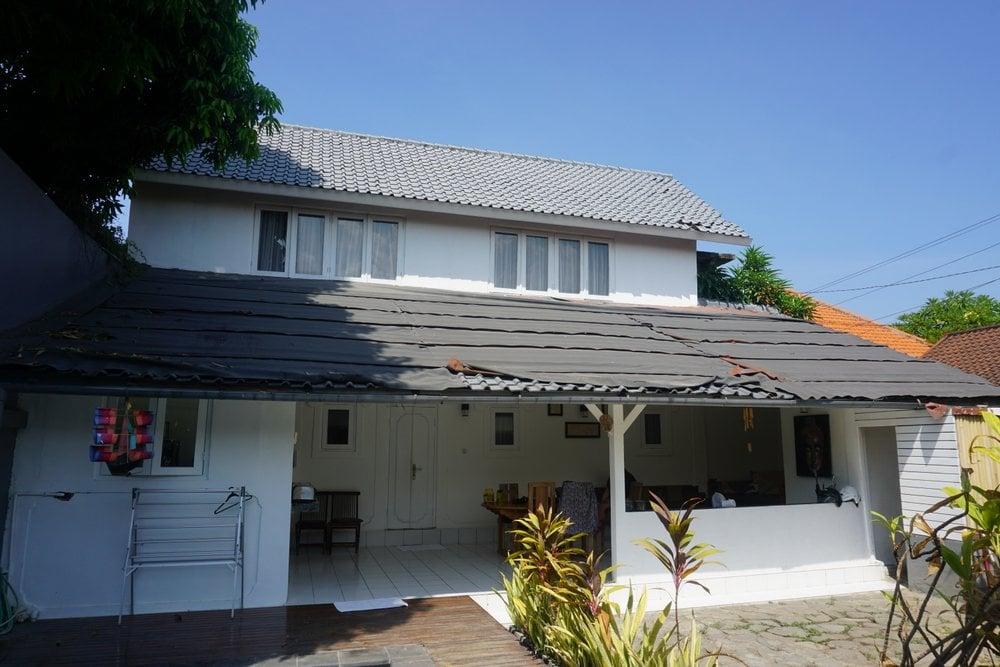 Villa life in Bali