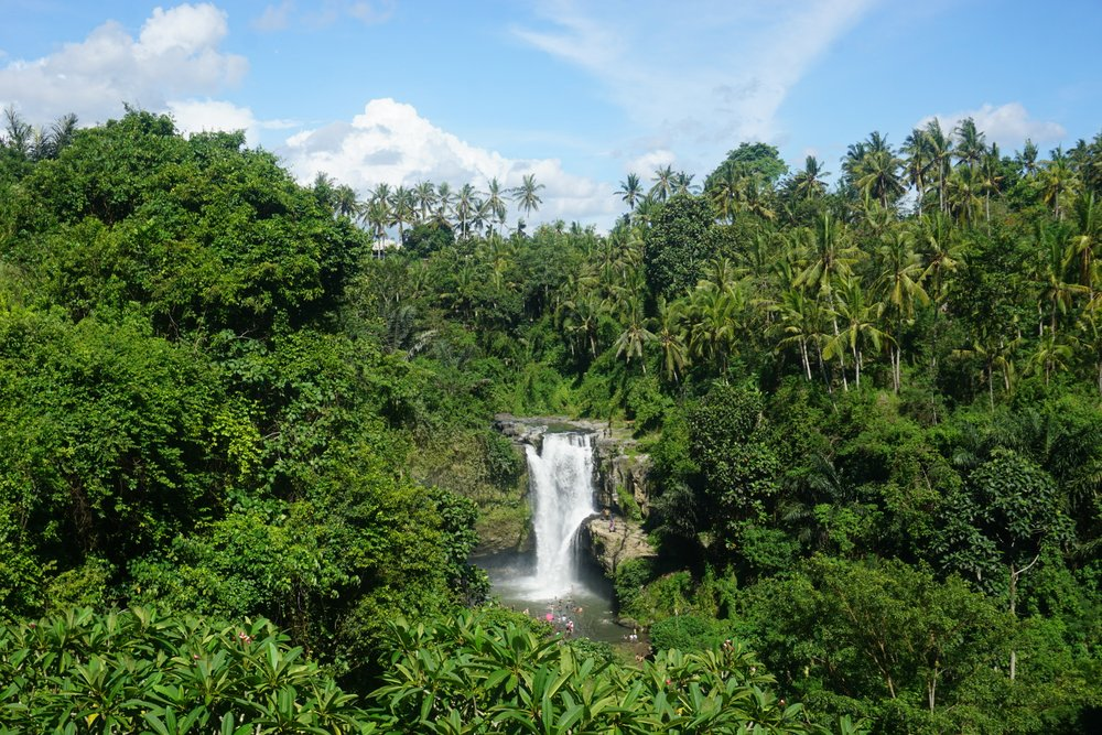 Backpacking Indonesia adventure travel