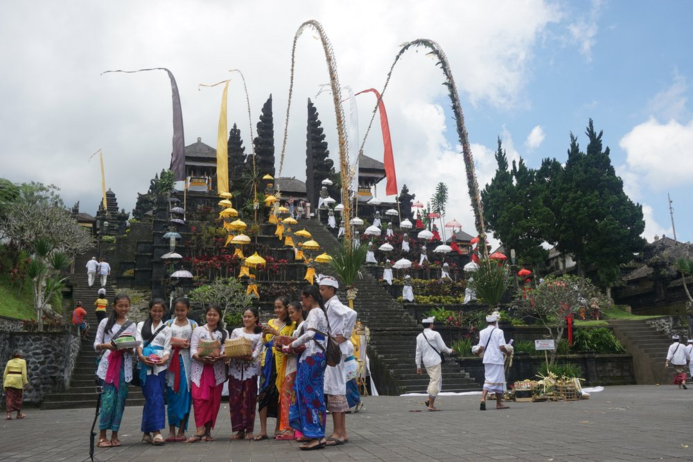 Bali Mother Temple