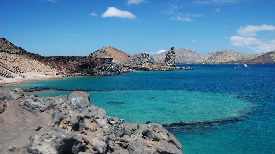 backpacking galapagos islands