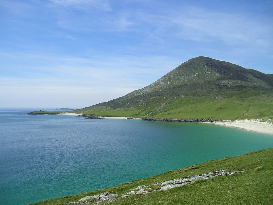 Outer Hebrides backpacking