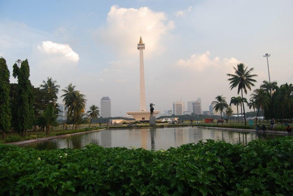 MONAS in Jakarta