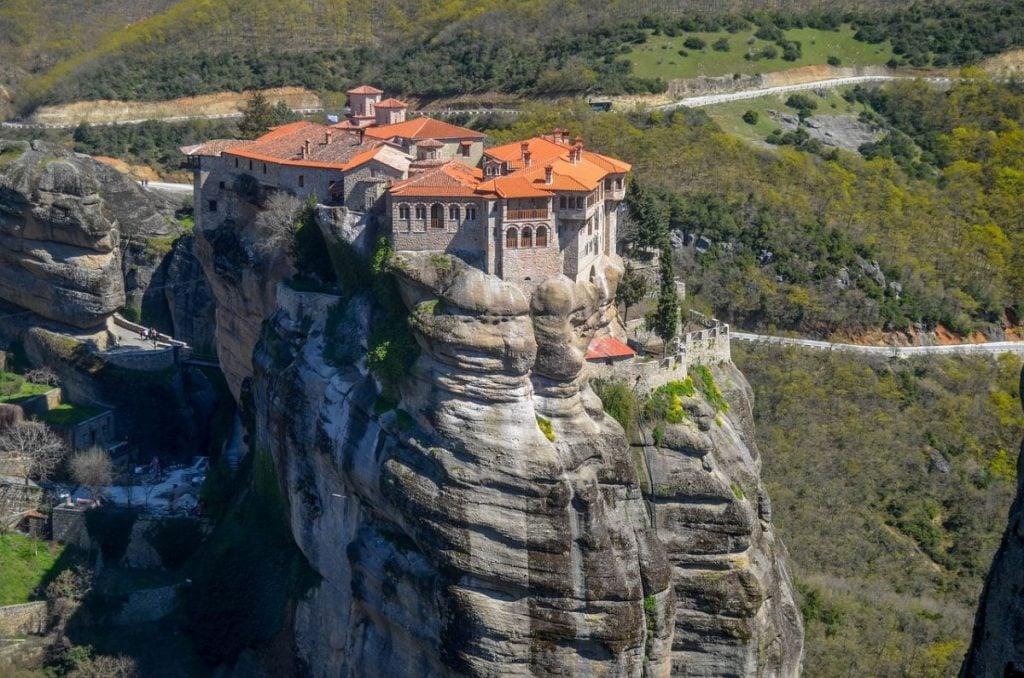 best monasteries to visit in meteora