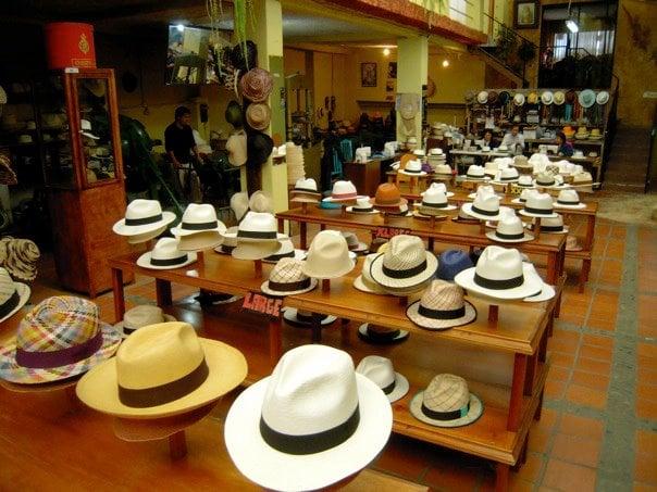 Panama Hats Ecuador