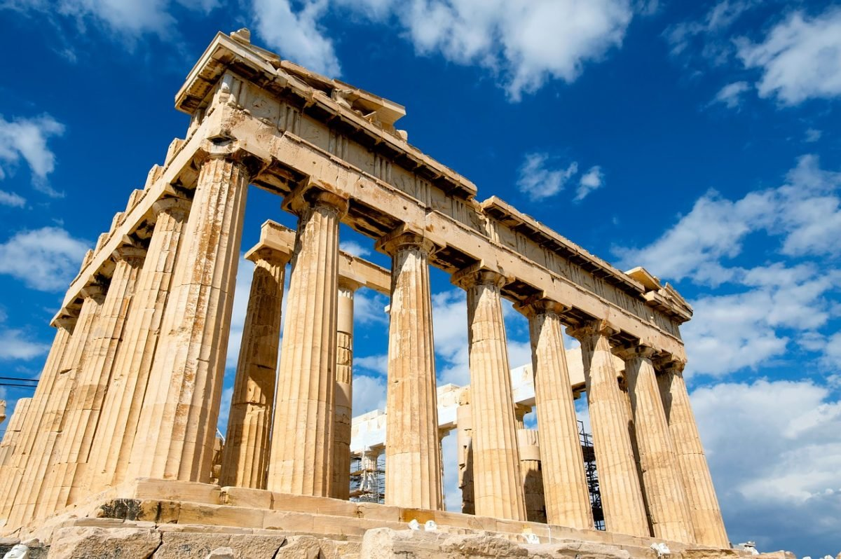 how to visit the acropolis in athens greece