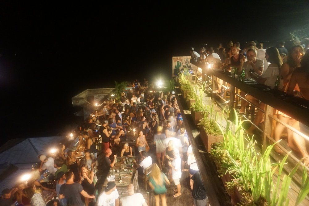 Nightlife in Bali