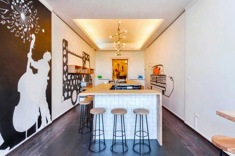 Best Hostel for Digital Nomads inBudapest #2 -Adagio Hostel 2.0 Basilica