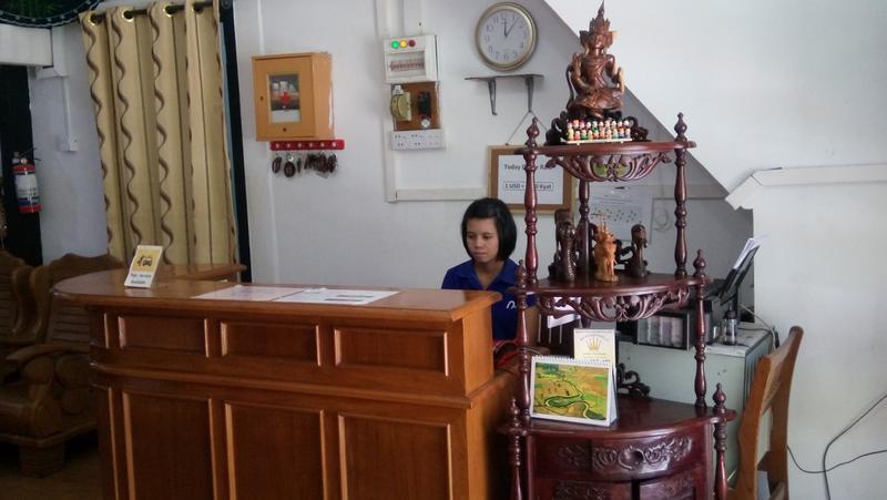 Agga Guest House Best Hostels in Yangon