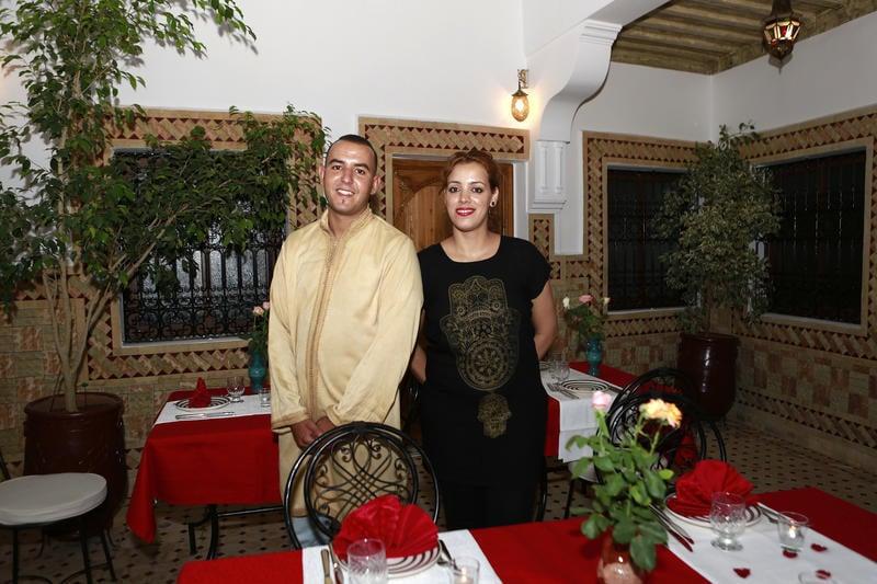 Amour dauberge Best Hostels in Marrakech