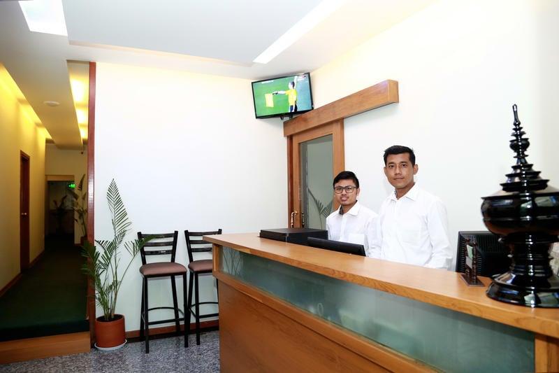 Backpacker Bed and Breakfast Best Hostels in Yangon