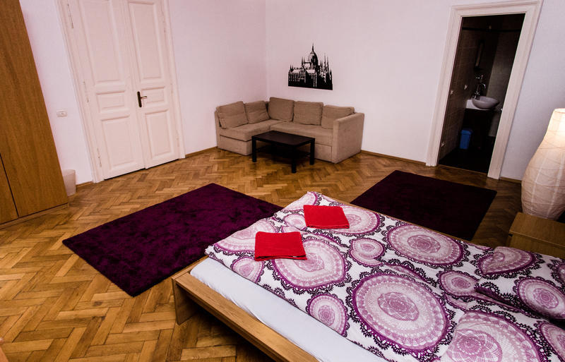 Youth hostel in Budapest close to the Danube - Best Choice Hostel