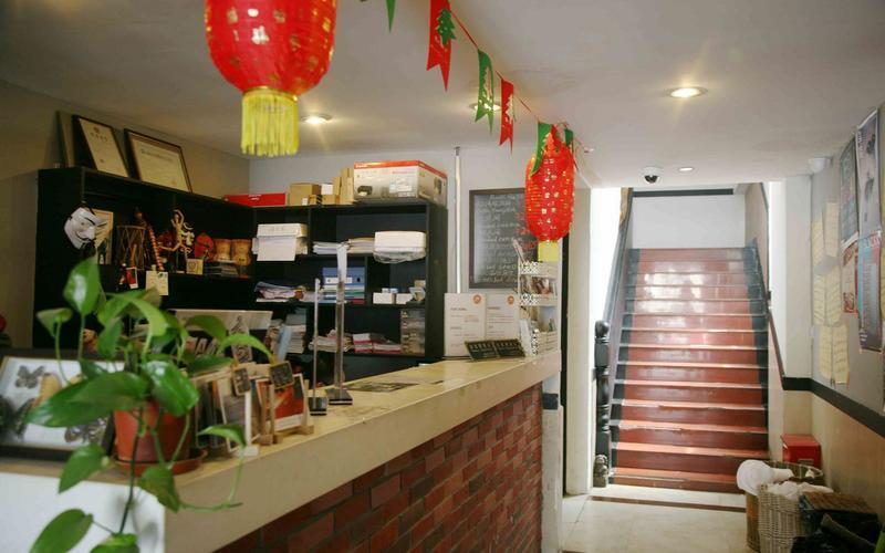 Blue MountainHongqiao best hostels in Shanghai