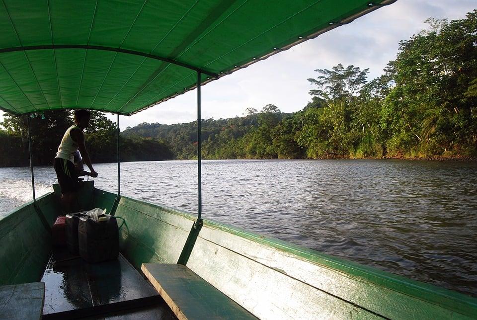 Amazon boat tour
