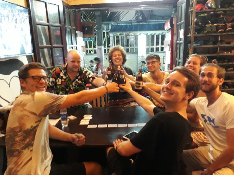 Budget Hostel best hostels in Ho Chi Minh