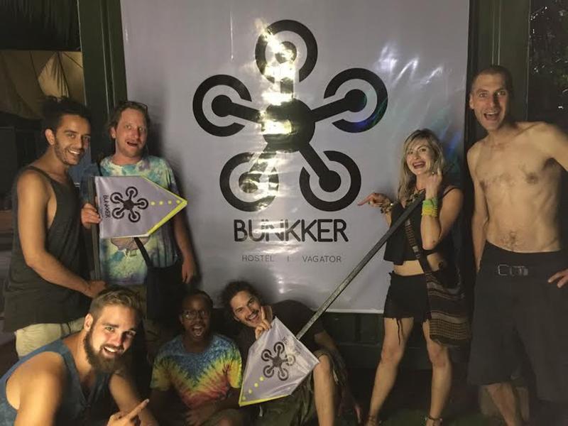 Bunkker in Goa Best Hostels in Goa