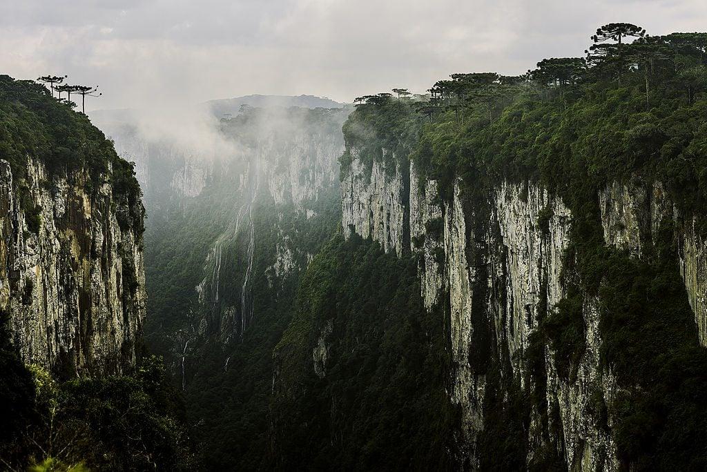 Itaimbezinho Canyon of Apardos da Serra