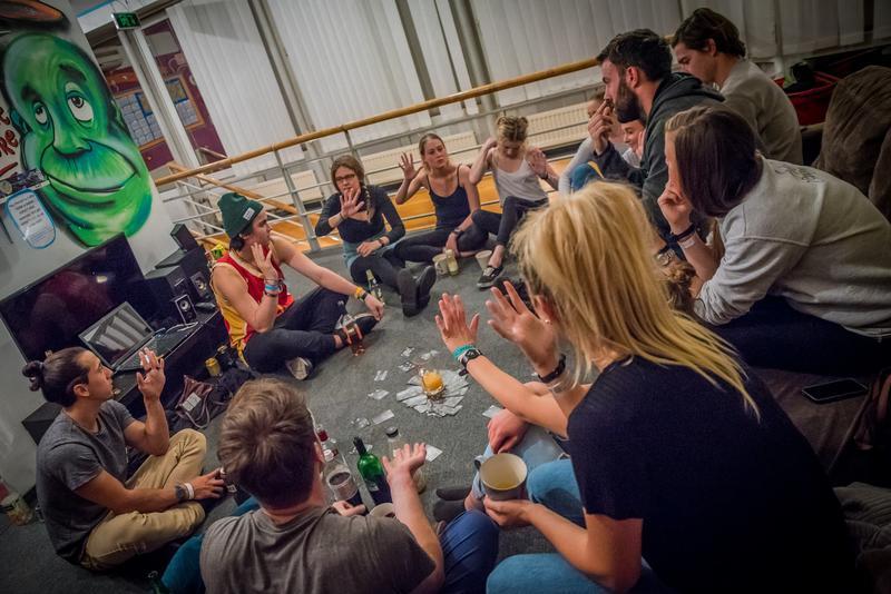 Best Hostel for Solo Travellers in Budapest #2 -Carpe Noctem Vitae