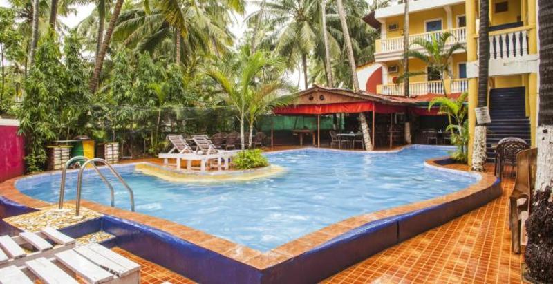 Castle House in Goa Best Hostels in Goa