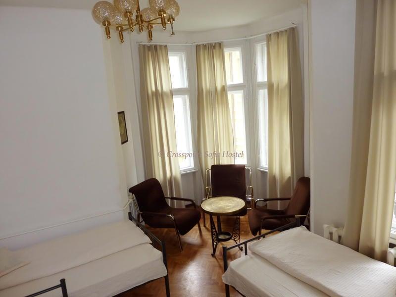 Crosspoint Best Hostels in Sofia