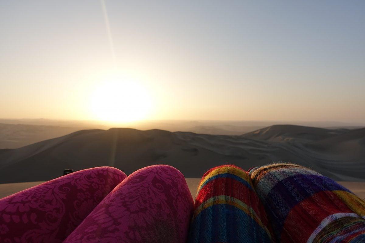Peru backpacking trip