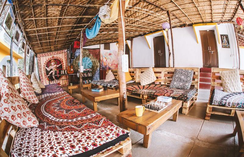 Dreams Hostel Best Hostels in Goa