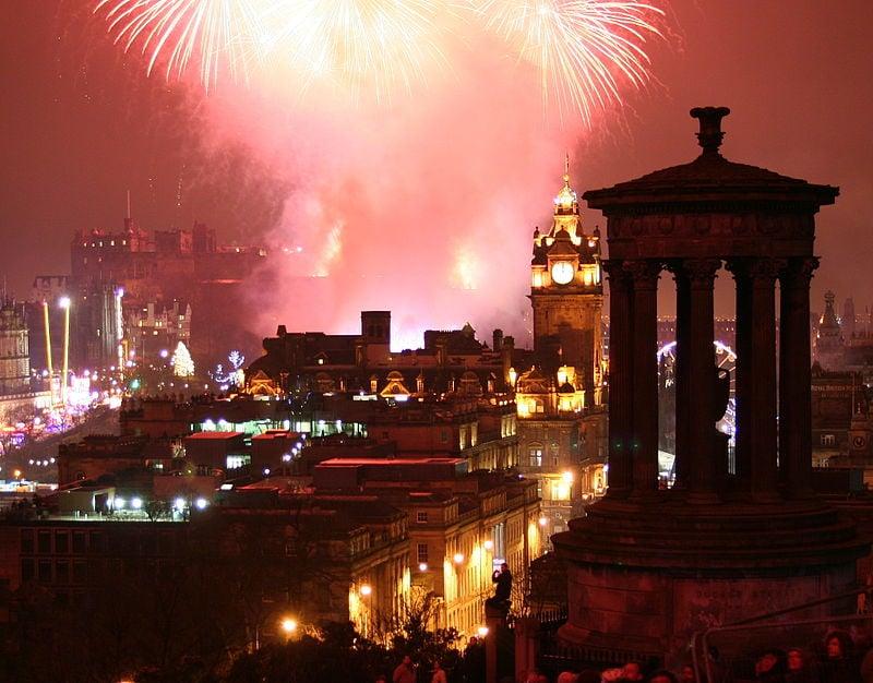 Hogmanay Edinburgh