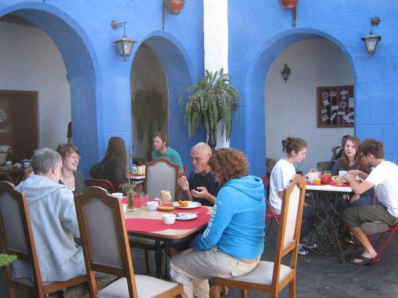 Flying Dog Hostel best hostels in Arequipa